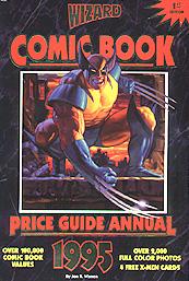 comic book pricing